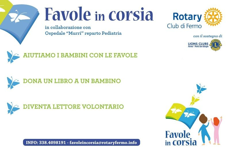 Favole in corsia