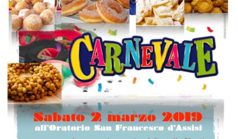 Carnevale all'Oratorio